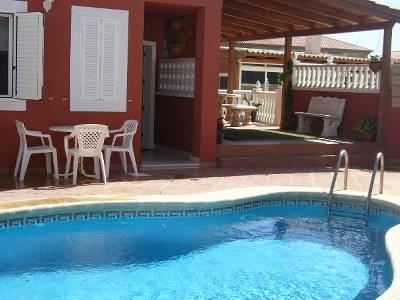 Villa in Spain, Granadilla de Abona: Lovely pool