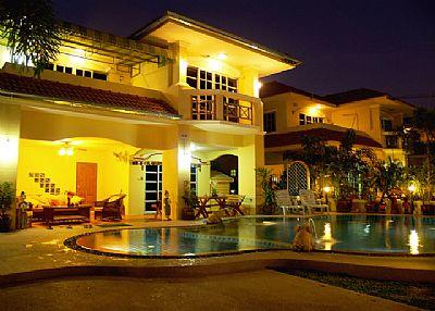 Villa in Thailand, Pattaya: Fabulous Outdoor Space