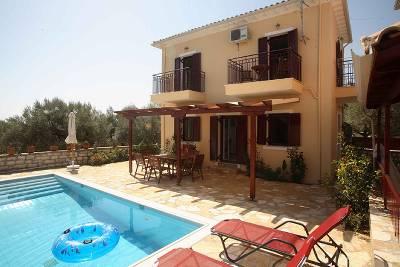 Villa in Greece, Meganisi: .