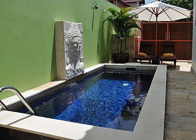 Villa in Indonesia, Bali Nusa Dua: Beautiful crystal clear private pool