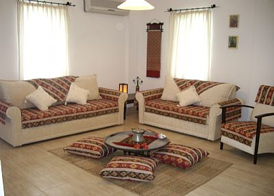 Villa in Turkey, Dalyan: Lounge Room