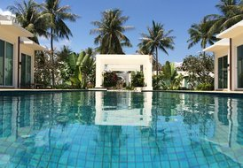 Resort Located Contemporary Pool Home with PRIVATE ROOF TERRACE