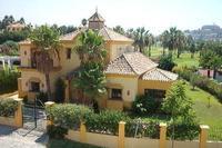 Villa in Spain, Golf Los Naranjos: Family villa firstline Golf