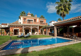 Villa in Spain, Los Naranjos Golf Club