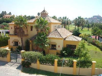 Villa in Spain, Golf Los Naranjos: Family villa firstline Golf