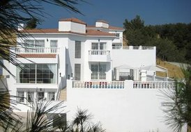 Detached Villa with Private Pool sleeps 12