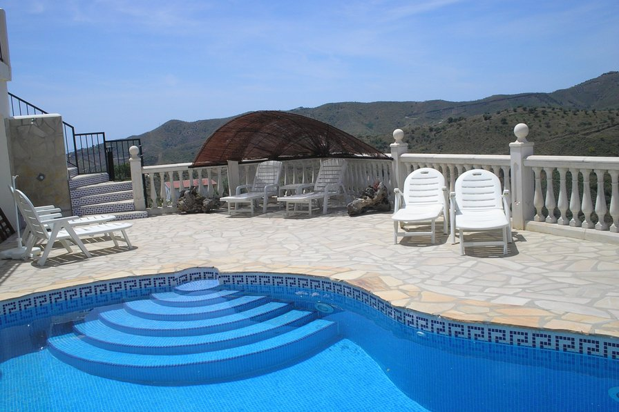 Villa To Rent In V 233 Lez M 225 Laga Spain With Private Pool 60733