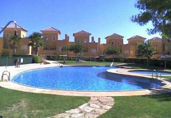 Apartment in Spain, Valle Del Este: swimming pool