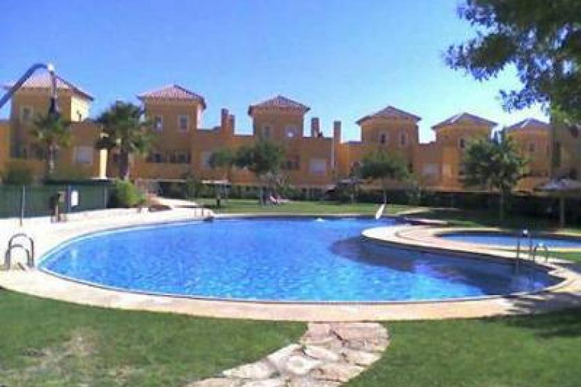 Apartment To Rent In Valle Del Este Spain With Pool 60745