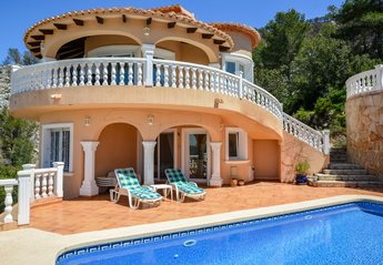 Villa in Spain, Calistros-Asegador