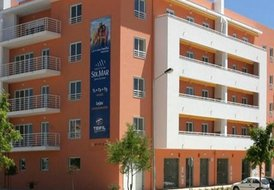 One bedroom, modern apartment,  Close to the beach