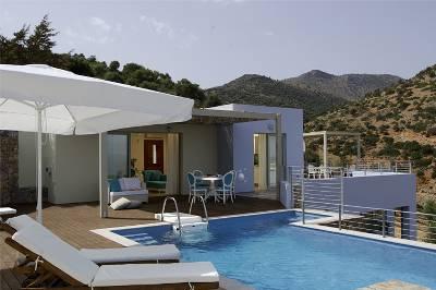 Villa in Greece, Aghios Nikolaos: .
