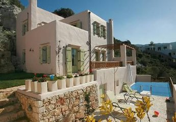 Villa in Greece, Roussospiti: .