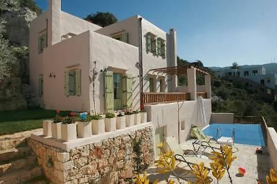 Villa in Greece, Roussospiti: .
