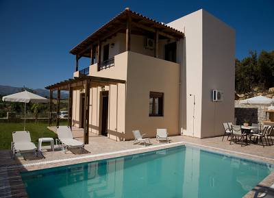 Villa in Greece, Panormo: .