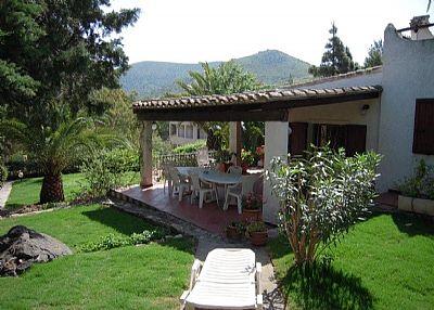 Villa in Italy, Torre delle Stelle: garden