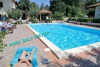 Villa in Italy, BALESTRATE: POOL SALT WATER