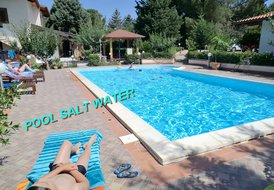 Villa Sea and Archaeology, Pool Salt Water, 25 PERSONS