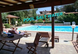 BELLA  HOME-VILLA AMAZING POOL SALT WATER AND NATURAL CHLORINE, S