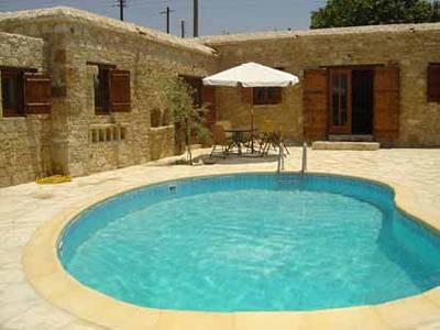 Village house in Cyprus, Neo Chorio: Kipseli Cottage