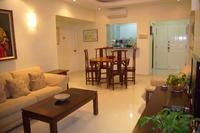Apartment in Malaysia, Batu Ferringhi: Spacious living room