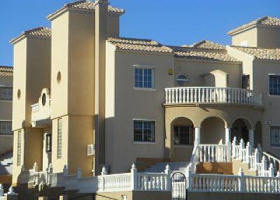 Villa in Spain, Blue Hills: Front Aspect 1