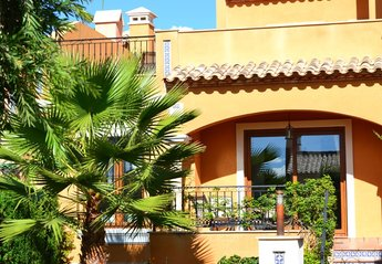 Villa in Spain, La Finca: Front view