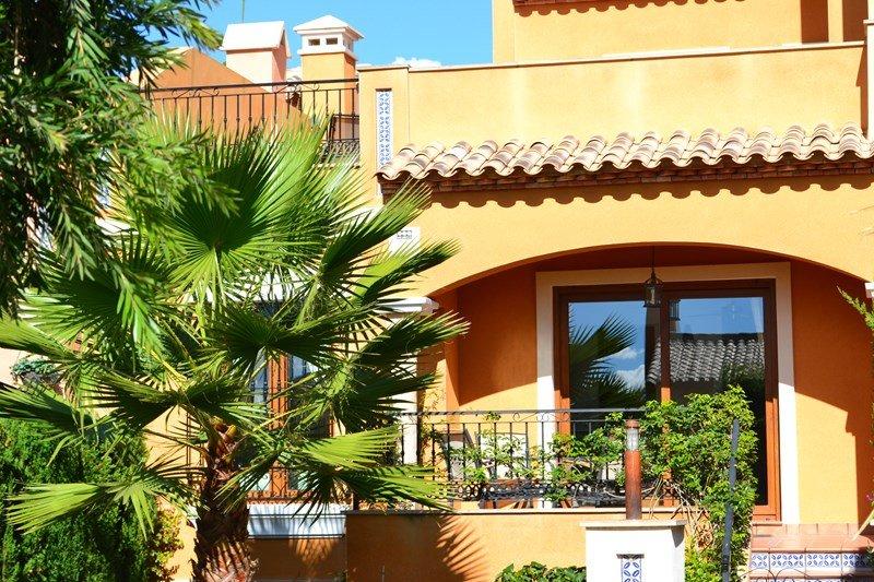 Villa in Spain, Club de Golf La Finca: Front view