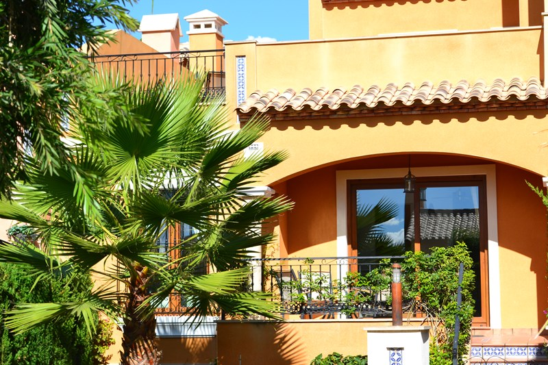 Villa in Spain, Club de Golf La Finca: Front view