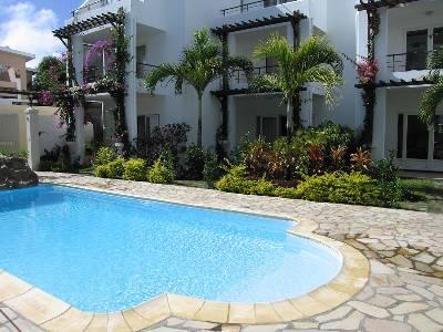 Studio apartment in Mauritius, Trou Aux Biches: Aqua sur Mer