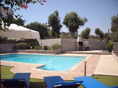 Villa in Cyprus, Protaras: imagine the lazy days
