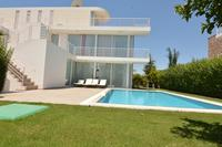 Villa in Turkey, Belek: garden and pool