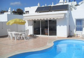 VILLA WITH PRIVATE SOLAR HEATED POOL