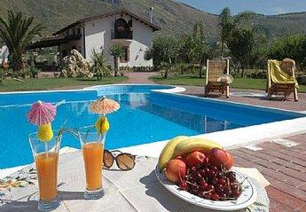 Villa in Italy, Fraginesi: pool