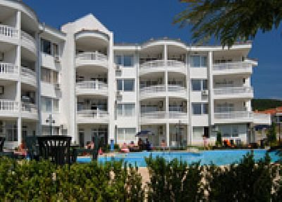 Apartment in Bulgaria, Sveti Vlas: Lazur 2 Complex