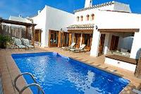 Villa in Spain, El Valle Golf Resort: The pool area