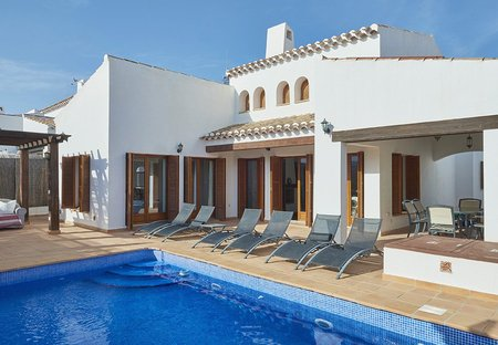 Villa in El Valle Golf Resort, Spain