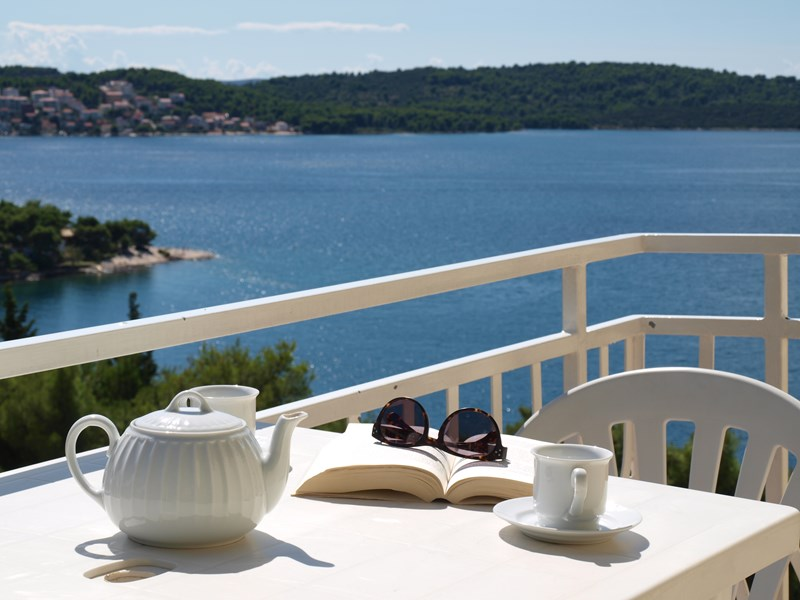 Apartment in Croatia, Ciovo: Hallo and Welcome to Trogir Yellow House !!!