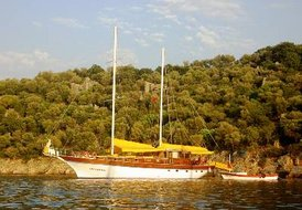 Marmaris FULL BOARD Yacht (Gulet) and Crew