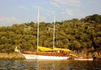 8 bedroom Boat for rent in Marmaris