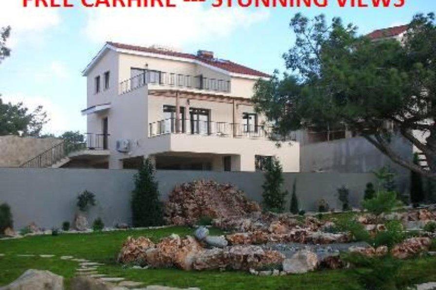 Bed Villa Pissouri Village Cyprus