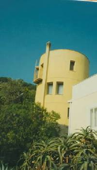 House in Italy, Cefalù: House view