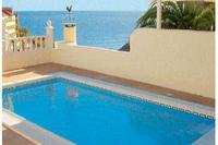 Villa in Spain, Playa Paraiso: Sea views from the pool area