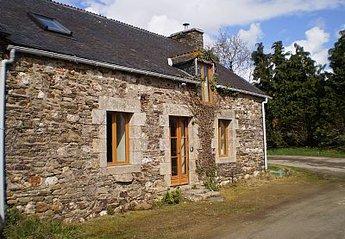 Cottage in France, Le Cambout: La Folie