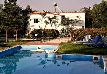 House in Akrotiri, Crete
