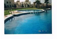 Villa in Spain, Torrevieja: Pool Number 1