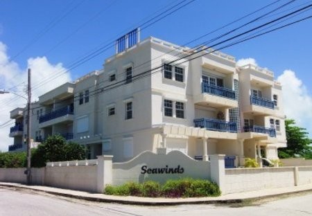 Apartment in Silver Sands, Barbados: Seawinds