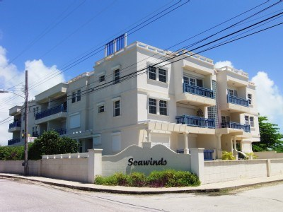 Apartment in Barbados, Silver Sands: Seawinds
