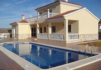 Villa in Spain, Arboleas: villa