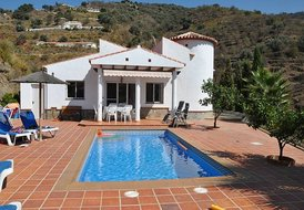 Villa near Velez Malaga